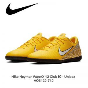 Nike Neymar VaporX 12 Club IC (AO3120-710)
