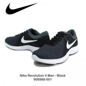 Sepatu Lari Nike Revolution 4 (908988-001)